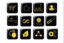 Нарисую 6 иконок в любом стиле 92 - kwork.ru