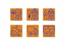 Нарисую 6 иконок в любом стиле 78 - kwork.ru