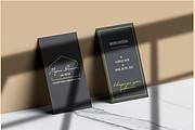 Эффектная визитка 137 - kwork.ru