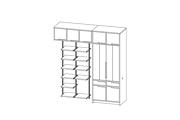 Проект корпусной мебели, кухни. Визуализация мебели 118 - kwork.ru