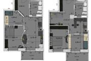 Интересные планировки квартир 156 - kwork.ru