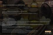 Дизайн страницы сайта в PSD 47 - kwork.ru