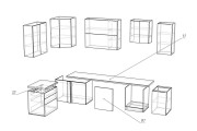 Конструкторская документация для изготовления мебели 199 - kwork.ru