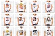 3729 принтов для футболок на русском языке в формате PNG, CDR, JPEG 8 - kwork.ru