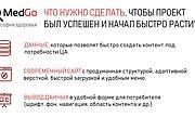Красиво, стильно и оригинально оформлю презентацию 280 - kwork.ru