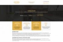 Дизайн блока Landing page 203 - kwork.ru