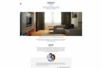 Дизайн блока Landing page 180 - kwork.ru