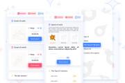 Дизайн Вашего приложения. iOS и Android 45 - kwork.ru
