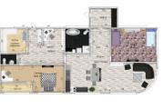 Интересные планировки квартир 160 - kwork.ru