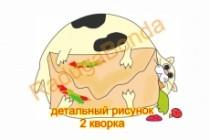 Нарисую персонажа 37 - kwork.ru
