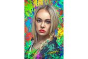Дрим Арт портрет 134 - kwork.ru