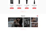Дизайн любой страницы сайта + бонусы 105 - kwork.ru