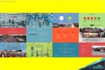 Бизнес презентацию в PDF 48 - kwork.ru