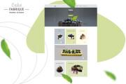 Дизайн лендинг пейдж 19 - kwork.ru