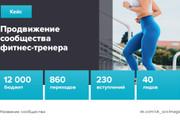 Продающий Promo-баннер для Вашей соц. сети 55 - kwork.ru