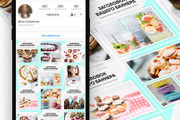 Готовые шаблоны для Вконтакте и Инстаграм 51 - kwork.ru