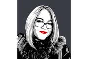 Качественный поп-арт портрет по вашей фотографии 72 - kwork.ru