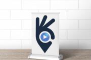 Нарисую логотип в векторе по вашему эскизу 195 - kwork.ru
