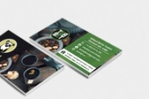 Сделаю дизайн визитки, визитных карточек 159 - kwork.ru