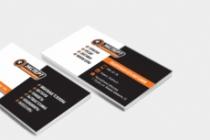 Сделаю дизайн визитки, визитных карточек 164 - kwork.ru