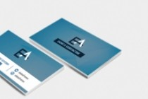 Сделаю дизайн визитки, визитных карточек 155 - kwork.ru