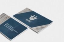 Сделаю дизайн визитки, визитных карточек 142 - kwork.ru