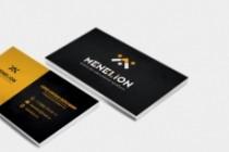 Сделаю дизайн визитки, визитных карточек 140 - kwork.ru