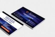 Сделаю дизайн визитки, визитных карточек 136 - kwork.ru