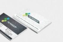Сделаю дизайн визитки, визитных карточек 137 - kwork.ru