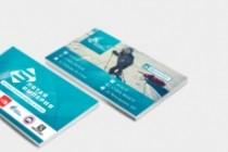 Сделаю дизайн визитки, визитных карточек 132 - kwork.ru