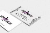 Сделаю дизайн визитки, визитных карточек 128 - kwork.ru