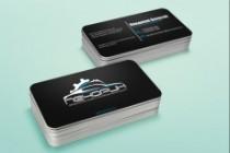 Дизайн двусторонней визитки + подарок 7 - kwork.ru