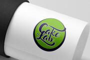Сделаю логотип в круглой форме 119 - kwork.ru