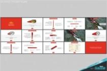 Концепт-дизайн, шаблон презентации 29 - kwork.ru