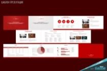 Концепт-дизайн, шаблон презентации 26 - kwork.ru
