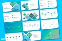 Концепт-дизайн, шаблон презентации 24 - kwork.ru