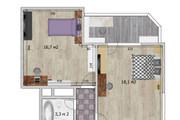 3d визуализация квартир и домов 245 - kwork.ru