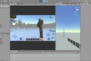 Исходник популярной игры Forest Survival Winter Craft. unity package 3 - kwork.ru