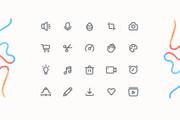 Векторная отрисовка растровых логотипов, иконок 148 - kwork.ru