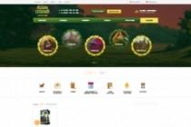 Дизайн одного блока Вашего сайта в PSD 204 - kwork.ru