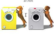 Выполню фотомонтаж в Photoshop 172 - kwork.ru