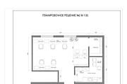 Планировочное решение вашего дома, квартиры, или офиса 97 - kwork.ru