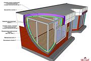 Моделирование и визуализация зданий 76 - kwork.ru