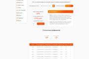 Дизайн любой страницы сайта + бонусы 109 - kwork.ru