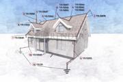Фотореалистичная 3D визуализация экстерьера Вашего дома 243 - kwork.ru