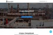 Создание одностраничника на Wordpress 202 - kwork.ru