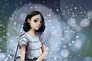 Иллюстрационный портрет по фотографии в стилях Манга или Аниме 29 - kwork.ru