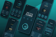 Дизайн мобильных приложений 6 - kwork.ru