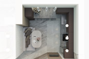 Дизайн интерьера 113 - kwork.ru