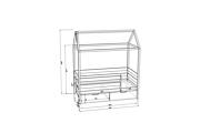 Конструкторская документация для изготовления мебели 288 - kwork.ru